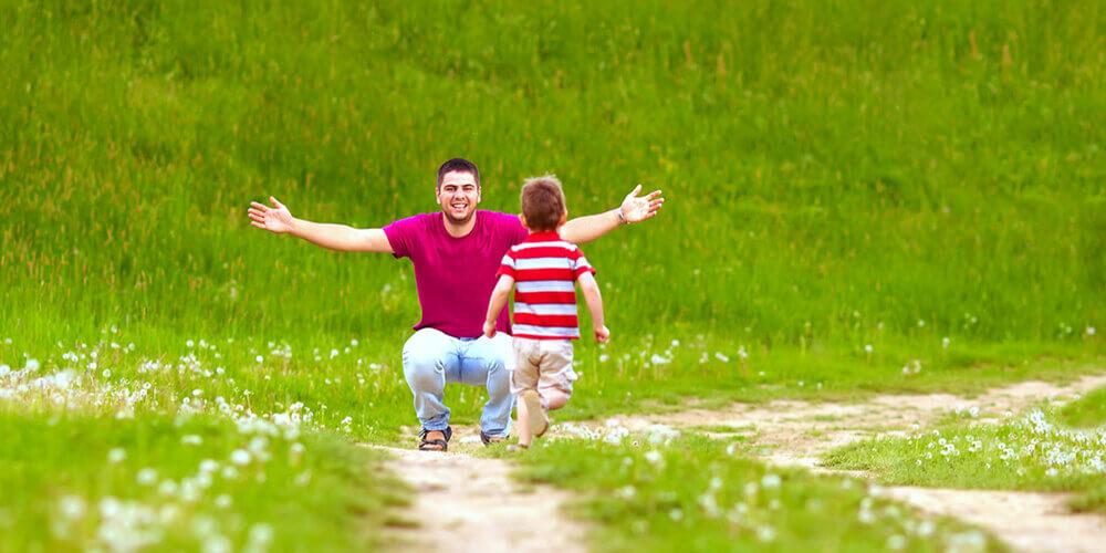 ملاقات با فرزند پس از طلاق