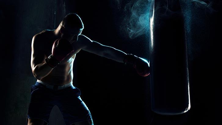 خسارات بدنی  در ورزش های رزمی