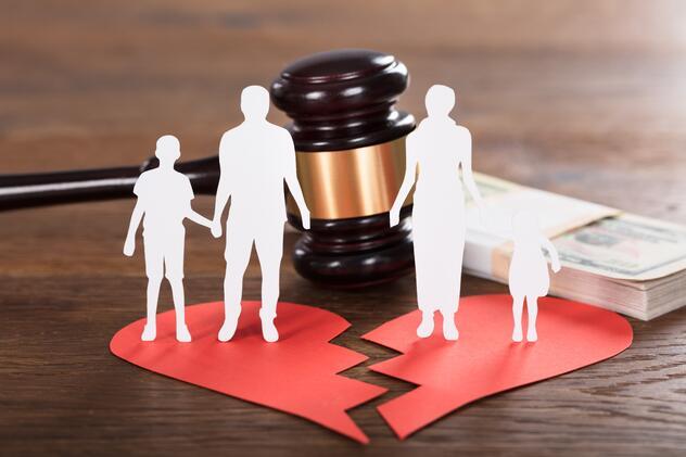 طلاق در صورت غیبت مرد