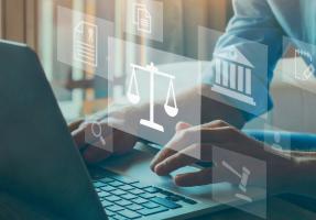 قوانین در رابطه نامشروع در فضای مجازی چیست ؟